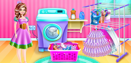 Princess House Hold Chores pc screenshot