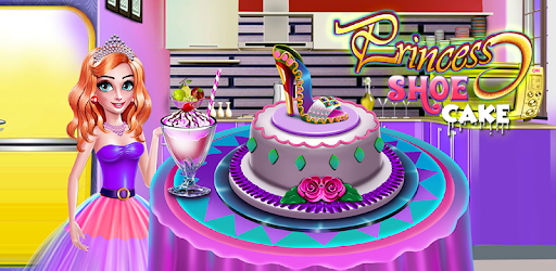 Princess Shoe Cake pc screenshot
