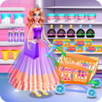 Princess Shoe Cake APK icon