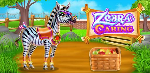Zebra Caring pc screenshot