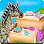 Zebra Caring for pc icon