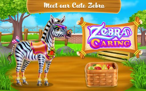 Zebra Caring pc screenshot 1