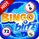 Bingo Blitz™️ - Bingo Games for pc icon
