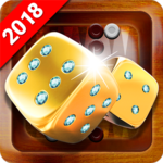 Backgammon Live - Play Online Free Board Games APK icon