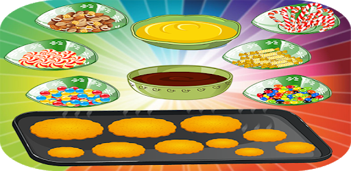 cooking cookie nice dish game for girls pc screenshot