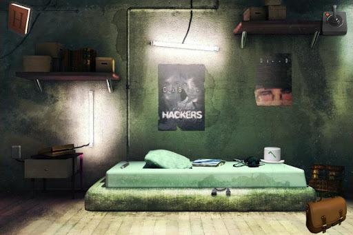 Hacker's Escape apk screenshot 2