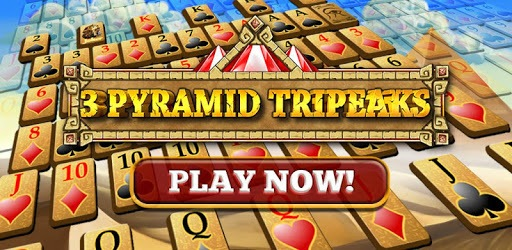 3 Pyramid Tripeaks Solitaire - Free Card Game pc screenshot