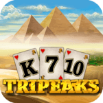 3 Pyramid Tripeaks Solitaire - Free Card Game for pc icon