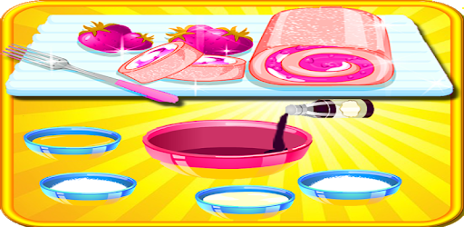 games strawberry cooking pc screenshot