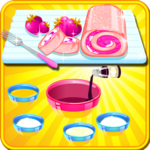 games strawberry cooking icon