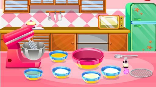 games strawberry cooking APK screenshot 1