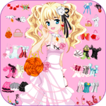 Anime Games for Girls - Flower Princess icon