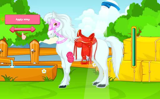 Horse Grooming Salon APK screenshot 1