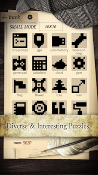 Picross Logic ( Nonogram ) APK screenshot 1