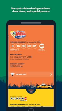 NY Lottery APK screenshot 1