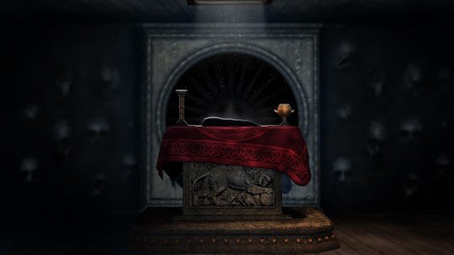 Can You Escape - Fear House APK screenshot 1