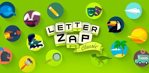 Letter Zap Classic pc screenshot