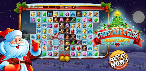 Christmas Crush Holiday Swapper Candy Match 3 Game pc screenshot