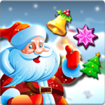 Christmas Crush Holiday Swapper Candy Match 3 Game for pc icon
