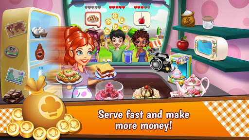 Cooking Tale - Food Games APK screenshot 1