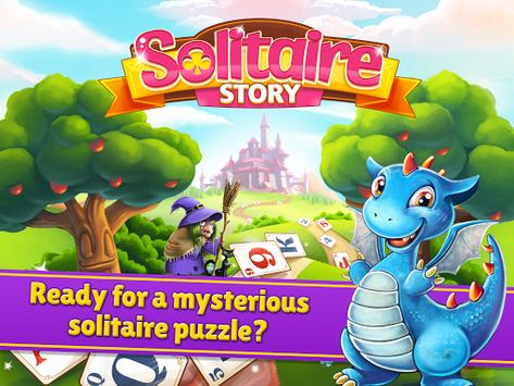 Solitaire Story - Tri Peaks APK screenshot 1