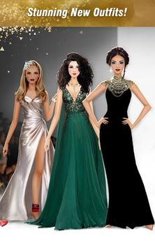 International Fashion Stylist: Model Design Studio APK screenshot 1