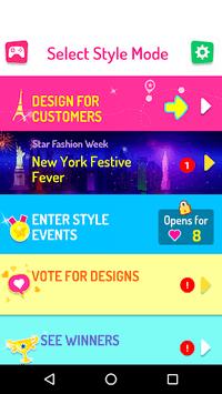 Star Fashion Designer APK screenshot 1