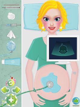 Birth Surgery Hospital Doctor APK screenshot 1