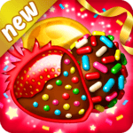 Candy Land - Sweet Match 3 icon