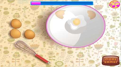 Baking and Cooking Chocolate Cake: Girl Fun Bakery APK screenshot 1