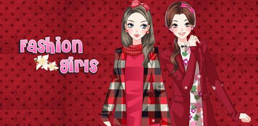 Fashion Girls - Dress Up Game pc screenshot