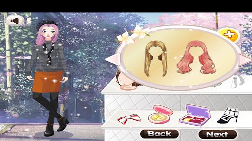 Fashion Girls - Dress Up Game APK screenshot 1