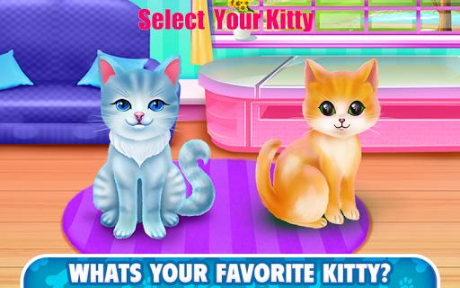 Kitties Pet Wedding APK screenshot 1