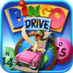 Bingo Drive – Free Bingo Games to Play for pc icon