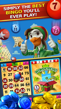 Bingo Drive – Free Bingo Games to Play APK screenshot 1