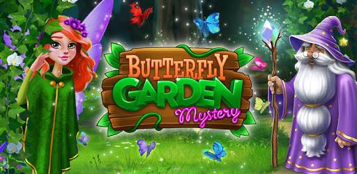 Butterfly Garden Mystery pc screenshot
