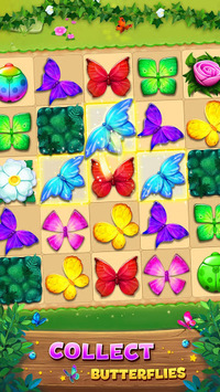 Butterfly Garden Mystery APK screenshot 1