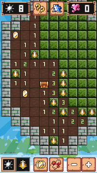 Minesweeper: Collector - Online mode is here! APK screenshot 1