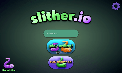 slither.io APK screenshot 1