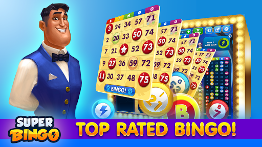 Super Bingo HD™: Free Bingo Game – Live Bingo APK screenshot 1