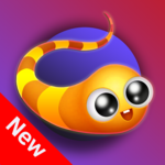 Battle Snake Worm Bot IO icon