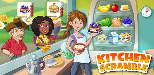 Kitchen Scramble: Cooking Game pc screenshot