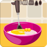 Cake Girls Games Cooking Games for pc icon
