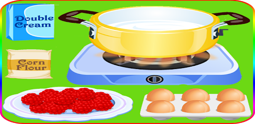 cook cake with berries games pc screenshot