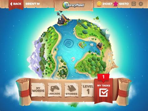 LiteracyPlanet APK screenshot 1