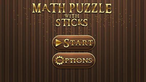 Math Puzzle With Sticks APK screenshot 1