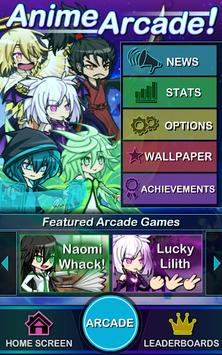 Anime Arcade! APK screenshot 1