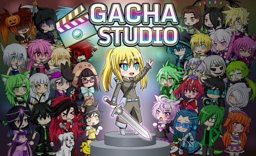 Gacha Studio (Anime Dress Up) APK screenshot 1