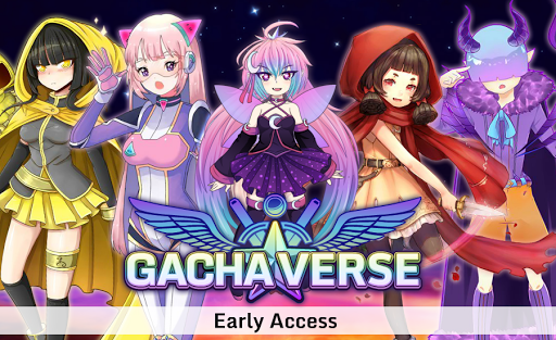 Gachaverse (RPG & Anime Dress Up) APK screenshot 1