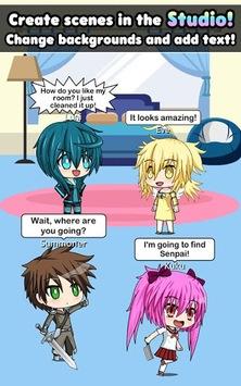Pocket Chibi - Anime Dress Up APK screenshot 1